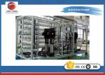Reverse Osmosis Water Treatment Systems Stainless Steel 304 High Stability