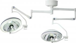 China Two Head Luminescent Shadowless Operation Lamp, advanced multi-direct reflection system on sale