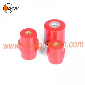 China High Quality Mns Red Electrical Power Bus-Bar Insulation Connector on sale