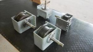 China Assembley Hollow Shaft Wheel Block For End Carriage / End Truck A - One on sale