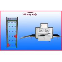 Security Checkpoints X Ray Inspection System , 43mm Steel Penetrate X Ray Airport Scanner