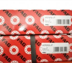 China Best quality hot sale pillow block bearing FAG UCF212 for agriculture machinery import company on sale