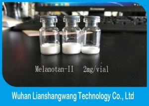 China Legit Peptide Hormone Melanotan-II CAS 121062-08-6 for Body Skin Beauty on sale