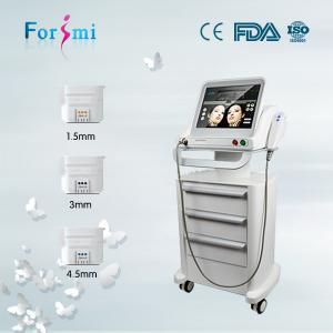 China Best result portable home use hifu machine wrinkle removal on sale