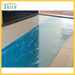 China Ceramic Tile Floors Protection Film Self Adhesive Hard Surface Protection Film on sale