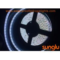 Cold White 8 Watts SMD 3014 LED Strip Light 120D / Meter For Amusement Park