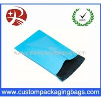Baby Blue Plastic Inflatable Packaging Blue Polythene Postal Mailing Bag