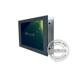 China 800x 600 Resolution Open Frame LCD Video Display Touch Screen 12.1 Inch For Advertisement on sale