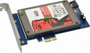 China 2.5 SATA+SATAIII PCIe Card SATA3.0 RAID on sale