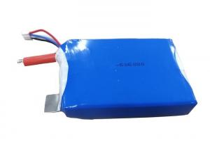 China Rechargeable 11.1V 2500mAh 30C Lipo Battery Pack For Car Jump Starter Engine Booster on sale
