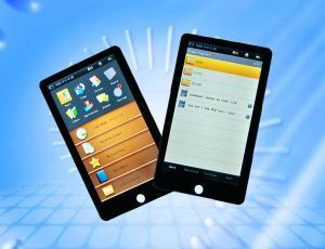 China pantalla 4 de 7 pulgadas: 3, 12: Lector de Ebook de 11 Portable multi - pista del subtítulo  on sale