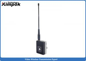 China Low Delay HD UAV Video Transmitter Lightweight Wireless COFDM Video & Data Link 20km Range on sale