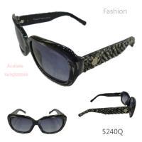 China El estilo CH5240Q del hotsell de 2013 gafas de sol del diseño vende al por mayor y vende al por menor on sale