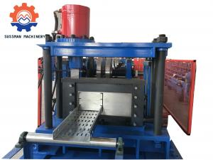 China CE Perforated Cable Tray Roll Forming Equipment on sale