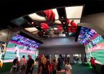 Flexible Rubber LED Screen Customized Foldable Soft LED Module Indoor Shape Creative Display
