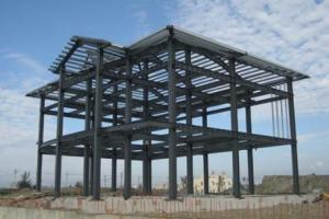 China High Rise Prefabricated Plans Light Steel Structure Warehouse Hotel Building on sale
