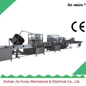 China Factory Car Rim Spray Paint Aerosol Filling Machine On Sale on sale