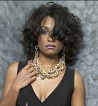 perruques des cheveux 6A 100 pour des femmes de couleur, perruques avant de cheveux de dentelle