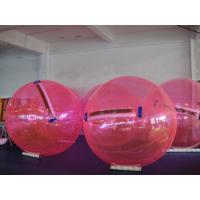 HOT SELLING HOT Funny inflatable island rafts/giant inflatable water bubble ball for sale