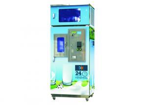 China Stainless Steel Milk Vending Machine , Constant Temperature Milk Dispenser on sale