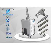 CO2 Fractional Laser Treatment Machine For Acne Scars / Stretch Marks Removal