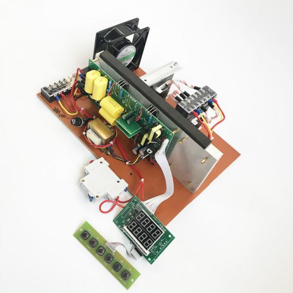 Cleaning Transducer Ultrasonic Generator PCB Circuit 28khz