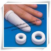 Comfortable Tubular Finger BOB Bandages Toe Protection Non - Allergic