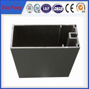 Quality OEM aluminium price per kg aluminum triangle tubing/ sale curtain frame aluminum for sale