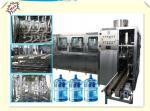 ACARICIE la botella máquina de rellenar del agua de 5 galones para el agua mineral/el agua destilada