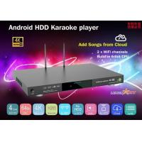 China KHP-8856 Android  Karaoke Player KTV System with songs cloud,Android 4K Ultra HD karaoke machine on sale