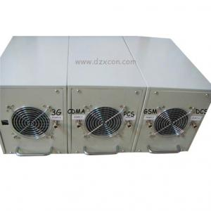 China 50dBm Radio Frequency Bomb Jammer High Power Signal Jammer 640×400×400mm on sale