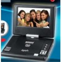 protable DVD with Swivelable screen and TV analog DP7501