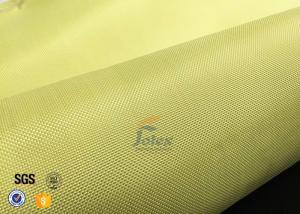 China 1500D 240g Bulletproof Kevlar Aramid Fabric For Vest / Helmet Production on sale