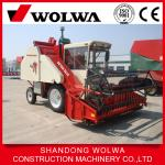 new modle with low price W4D-1 soybean harvester for sale