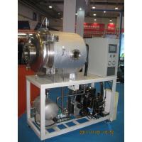 Steel Biomedicine Research Vacuum Freezing Dryer / Vacuum Band Dryer