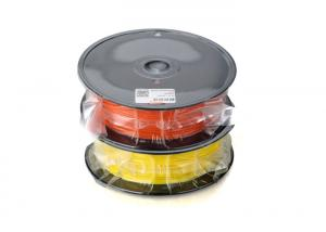 China Flexible ABS 3D Printer Filament , Multi - Color 1.75 ABS Filament Spool on sale
