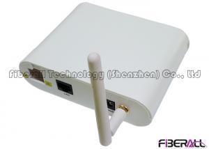 China WiFi Fiber Optical Modem 2.5G GPON ONU Optical Terminal Unit With SFP Transceiver on sale