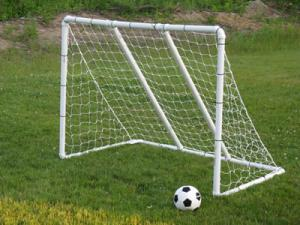 China Childs Mini Football Soccer Goal Net,50cm wide x 33cm tall x 24cm deep on sale
