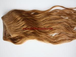China Tape In Hair Extensions, Skin Weft, AAAAA Grade, Curly hair on sale