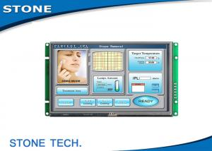China Digital 7 TFT LCD Module with Mini USB2.0 Pictures downloading 800 * 600 on sale