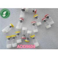 99% Peptide Powder 2mg/Vial AOD9604 For Fat Loss CAS 221231-10-3