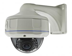 China Sony/Sharp  color CCD Vandalproof Dome Camera, 4 - 9mm Manual Zoom Lens on sale