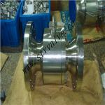 Forged Steel Flanged End Ball Valve