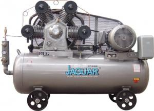 China wind cooled piston type single stage air compressor on sale