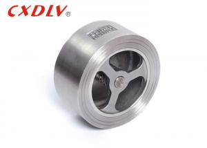 China Vertical Polishing Type Wafer Lift Check Valve High Temperature DIN Standard on sale