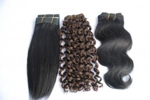 China Virgin hair weaving on sale