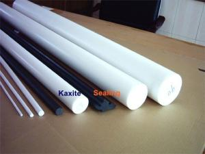 China Carbon Filled PTFE Rod on sale