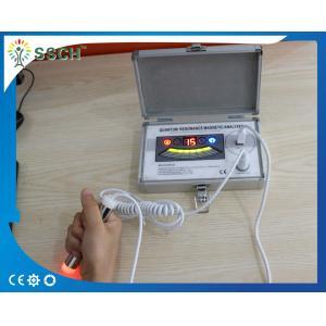 China Tamanho portátil do analisador da saúde do corpo do quantum da ressonância magnética mini on sale