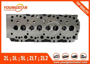 China Engine  Cylinder Head For TOYOTA  Hilux  Dyna Hiace 5L  3.0D 8V, 1998-   11101-54150 11101-54151 on sale