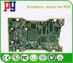 KB TG150 Multilayer FR4 PCB Board , FR4 Printed Circuit Board LF HASL 4 Layer
